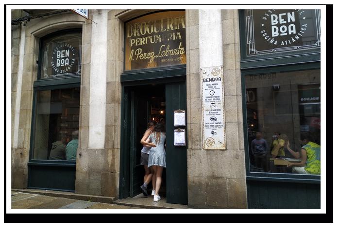 Benboa Compostela Restaurante