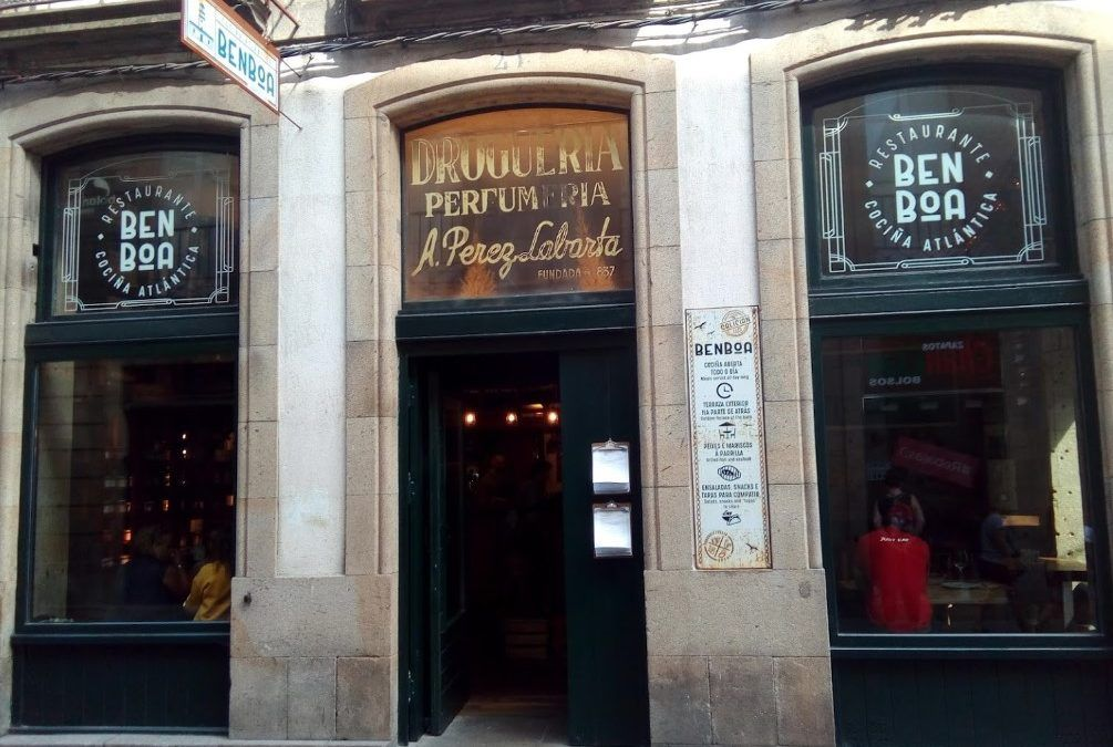 ¡De novo en Compostela!