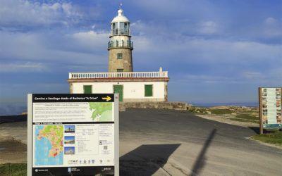 A Orixe: O camiño de Santiago dende Corrubedo a Compostela.